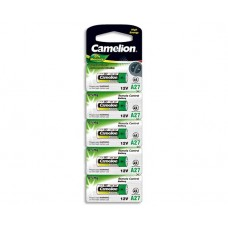 Αλκαλική Μπαταρία Camelion A27 12V (1 Τεμάχιο)
